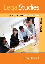 Legal Studies HSC Course: Focus Study Workplace (Year: 11, 12)