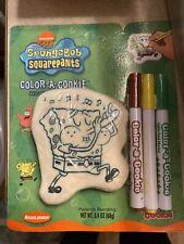 New ListingSpongebob Squarepants Color A Cookie