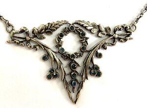 YaoX Lithuania Europe National Emblem Pendant Vintage Necklace Silver Key Jewelry