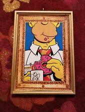 Homer Eating a Doughnut Handmade Christmas Tree Ornament For The Simpsons Fans