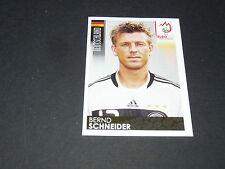 N°216 BERND SCHNEIDER DEUTSCHLAND ALLEMAGNE PANINI FOOTBALL UEFA EURO 2008