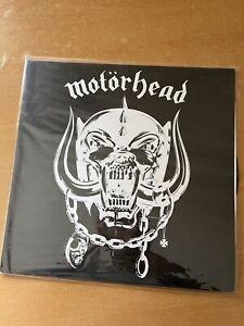 Motörhead - Motörhead Vinyl LP Reissue with bonus tracks made in Holland