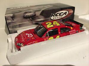 1/24 2011 Jeff Gordon #24 Red Rover Children's Foundation Elite #11/350