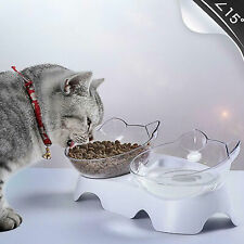 Anti-Vomiting Orthopedic Pet Bowl Cat Dog Food Water Feeding Dishes Pet bowls