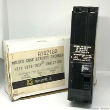 A1B2100 MOLDED CASE CIRCUIT BREAKER SQUARE D