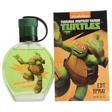 Teenage Mutant Ninja Turtles by Air Val International Michelangelo EDT Spray 3.4