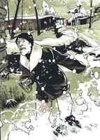 Black Op de Hugues Labiano, offset neuf numéroté et signé 99 exemplaires