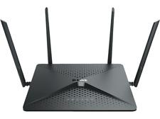 Router WiFi - D-Link EXO AC2600 MU-MIMO, Doble banda (2,4 GHz / 5 GHz),