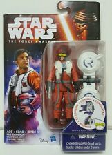 "Poe Dameron Star Wars Episode 7 VII The Force Awakens 3.75"" INCH"