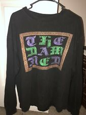 The Damned Vintage Punk 1998 Tour, Long Sleeve Shirt