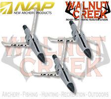"""NAP SpitFire Edge 3-Blade 100 Grain 1-3/4"""" Cut Broadhead - 3 Pack 60-892"""