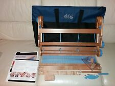 New listing Ashford Knitters Loom 30/10 7.5 dpi with Carrying Bag Case