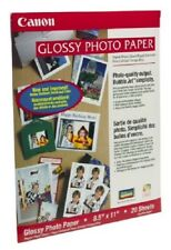 Canon  Photo Paper (8.5 x 11, 20 Sheets) GP-301N