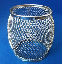 Metal Mesh Globe for Coleman 200 201 Optimus 930 Austramax Lamp Not Glass