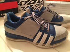 Adidas Gilbert Arenas Team Signature Low Basketball Shoes 11 Gray/Blue/White