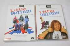 Little Britain - The Complete First and 2nd Seasons 4 DVD Discs Total BBC Video