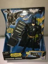 THE DARK KNIGHT RISES 10 INCH ACTION FIGURE ULTRA HERO BATMAN- E.M.P BLASTER