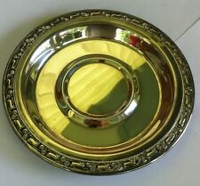Wm. A. Rogers Silver Plated Saucer
