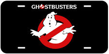 Ghostbusters Aluminum Novelty Tag Car License Plate