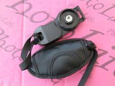 Hand Grip Wrist Leather Strap For Canon EOS R, RP, M50, 90D, 250D, 200D, 77D