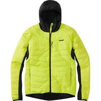 Madison Men's DTE Hybrid Thermal Winter Cycle Cycling Bike Jacket