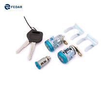 Vehicle Lock Key Cylinder Kit For 2008 Freightliner Cascadia Business M2