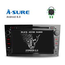 Autoradio DVD GPS HD Android 8.0 für OPEL Astra Antara Corsa Vectra Zafira OBD