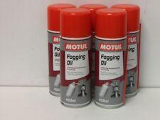 21,95 €/L MOTUL fogging OIL 5 x 400ml ölspray per conservazione workshop Range
