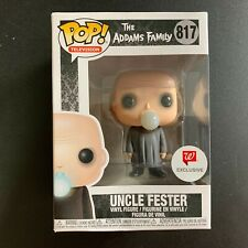 Walgreens Exclusive Uncle Fester w/ Lightbulb Funko Pop 817 Vinyl Figure NEW