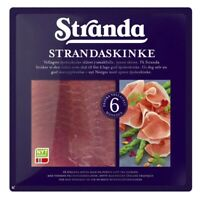 Nowegian Traditional Fjords Cured Bacon Mild Flavour Ham Strandaskinke Stranda 2
