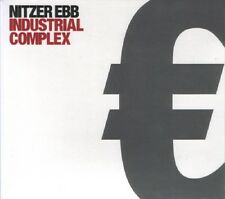 NITZER EBB Industrial Complex - 2CD - Digipak