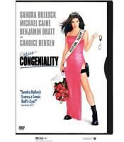 Miss Congeniality - DVD - GOOD
