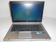 "HP EliteBook 8460p 14"" Core i5-2540M 3GB RAM 320GB HDD Windows 7 Pro 64/Off13(3)"