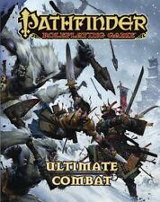 Pathfinder RPG 'Ultimate Combat' pocket-sized rulebook