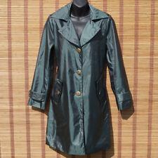 Green Dennis by Dennis Basso Lightwear Coat Size XS