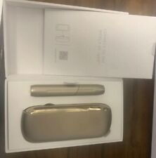 More details for iqos3 duo - bluetooth holder & pocket charger gold