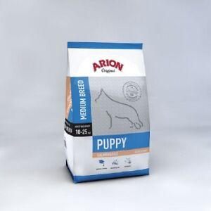 Arion Original Puppy Medium Breed Salmon Food Puppies Breeds Medium - 2.2lbs