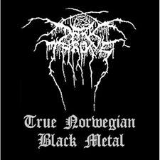 Ecusson Darkthrone - True Norwegian Black Metal - ref pa701