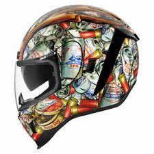 Icon Motorsports Airform Buckfever Motorcycle Full Face Helmet