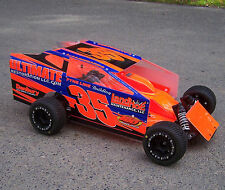 1/10 SCALE R/C DIRT OVAL EASTERN DIRT MODIFIED BODY KIT STADIUM TRUCK K1006-T