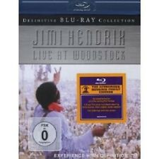 "Jimi Hendrix ""live in Woodstock"" BLU-RAY NUOVO"