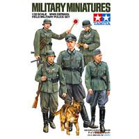 Tamiya 35320 WWII German Field Military Police Set 1/35