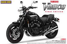 AOSHIMA 1/12 SCALE YAMAHA V-MAX 07 FINAL EDITION PLASTIC MODEL KIT * UK STOCK *