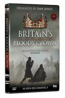 Britains Bloody Crown - Presented by Dan Jones - As Seen on Channel 5 [DVD]