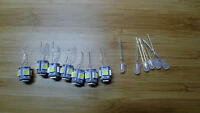 14 x LED Lamps  Kenwood KR-6600 KR-7600  KR-9400 lights lamps bulbs functions