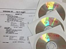 RADIO SHOW: LEEZA 10/1/01 MICHAEL McDONALD, BRYAN ADAMS, POLICE,AEROSMITH,STAIND