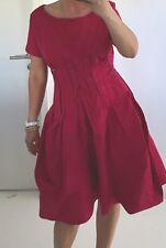 Louis Vuitton Robe Gr. S Framboise Ballon Robe