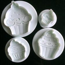 Fondant Cake Sugar-craft Cutter Plunger Cookies Bread Mold Decoration New Design