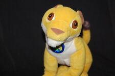 """Talking Lion Cub Go Diego Go 10"""" Plush Stuffed Animal Lovey Toy"""