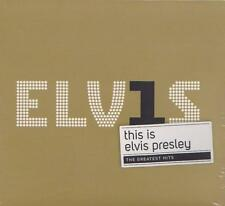 ELVIS PRESLEY Elv1s 30 No1 Greatest Hits CD * NEU * TOP Heartbreak Hotel
